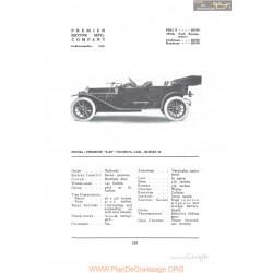 Premier 6 60 Touring Series M Fiche Info 1912