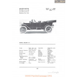 Selden 47s Fiche Info 1912
