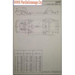 Audi 100 1968 76