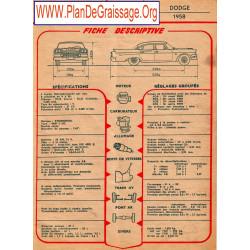 Dodge 1958 Fd