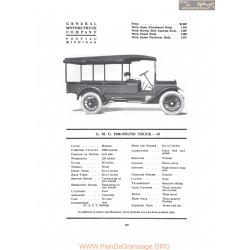 Gmc 1500 Pound Truck 15 Fiche Info 1917