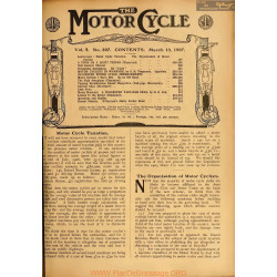 The Motor Cycle 1907 03 March 13 Vol05 N0207 Motor Cycle Taxation