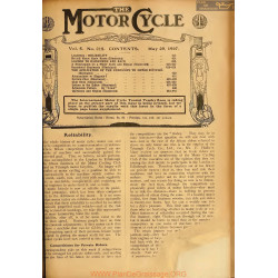 The Motor Cycle 1907 05 May 29 Vol05 N0218 Reliability