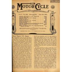The Motor Cycle 1907 06 June 26 Vol05 N0222 Next Year S Tt Race
