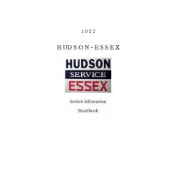 Essex 1927 Tech Handbook