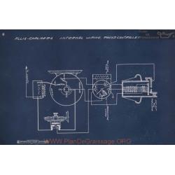 Allis Chalmers Internal Wiring Round Controller Schema Electrique