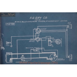 Sg Gay Co 6volt Schema Electrique 1915 Allis Chalmers