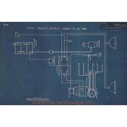 Abbott Detroit 6 44 Schema Electrique 1916