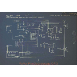 Allen 37 Schema Electrique 1916 V2