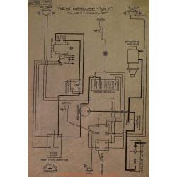 Allen 37 Schema Electrique 1917 Westinghouse
