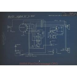 Allen 41 18a Schema Electrique 1918 1919