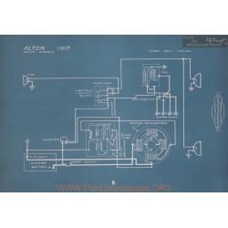 Alter All Models Schema Electrique 1915