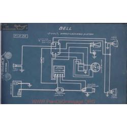 Bell 12volt Shema Electrique Ward Leonard