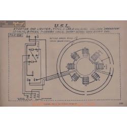 Brewster E185 E191 E198 12volt Schema Electrique Usl
