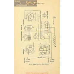 Briggs Detroiter 8cyl Schema Electrique Remy