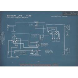 Briscoe 4 38 Schema Electrique 1916 V2