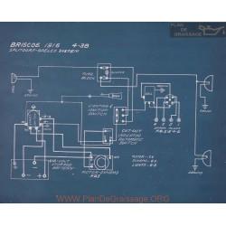 Briscoe 4 38 Schema Electrique 1916