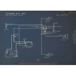 Briscoe B15 Schema Electrique 1915 Splitdorf Apelco