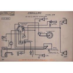 Cadillac 59 6volt Schema Electrique 1920 Delco