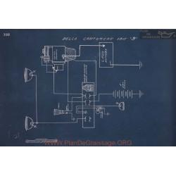 Cartercar 9 Schema Electrique 1915 V4