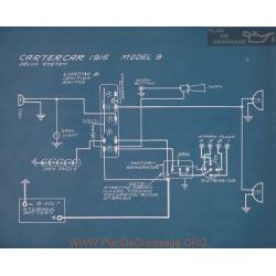 Cartercar 9 Schema Electrique 1915