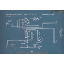 Chalmers 17 18 19 Schema Electrique 1913 1914 V2