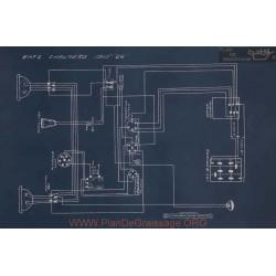 Chalmers 26 Schema Electrique 1915 V3