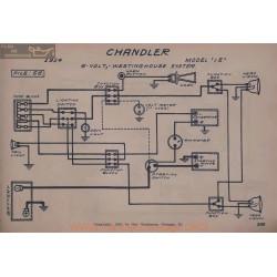 Chandler 15 6volt Schema Electrique 1914 Westinghouse V2
