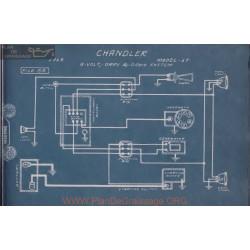 Chandler 17 Schema Electrique 1916 Gray & Davis V2