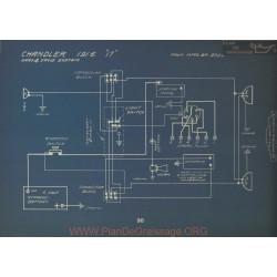 Chandler 17 Schema Electrique 1916 Gray & Davis