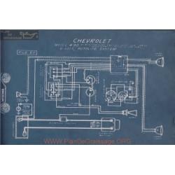 Chevrolet 490 6volt Schema Electrique Autoline
