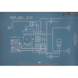 Cole 30 40 Schema Electrique 1912 V2