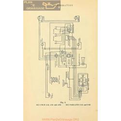 Cole 4 40 4 50 4 60 Schema Electrique 1913