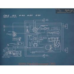 Cole 4 40 4 50 6 60 Schema Electrique 1913