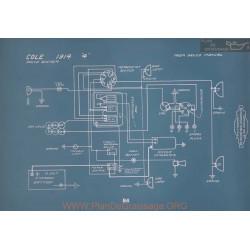 Cole 4 Schema Electrique 1914 V2