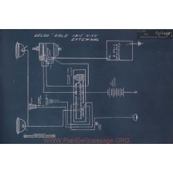 Cole 6 50 External Schema Electrique 1915