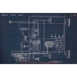 Cole Schema Electrique 1913