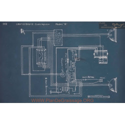 Cunningham R Schema Electrique