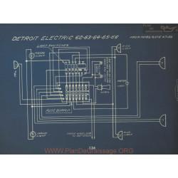 Detroit Electric 62 63 64 65 66 Schema Electrique V2