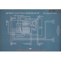 Detroit Electric 62 63 64 65 66 Schema Electrique