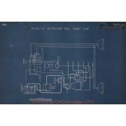 Detroiter 6 45 Schema Electrique 1916 V3