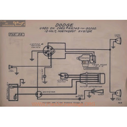 Dodge 69743 A 90000 12volt Schema Electrique Northeast