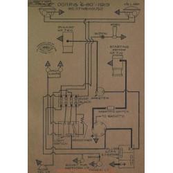 Dorris 6 80 Schema Electrique 1919 Westinghouse