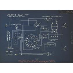 Dorris H Schema Electrique 1913 Westinghouse