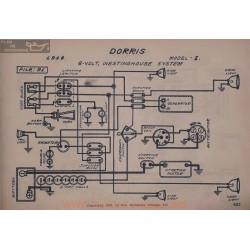 Dorris I 6volt Schema Electrique 1914 Westinghouse V2