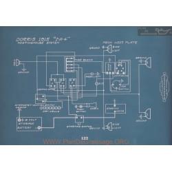 Dorris I A 4 Schema Electrique 1915 V2