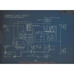Dorris I A 4 Schema Electrique 1915 Westinghouse