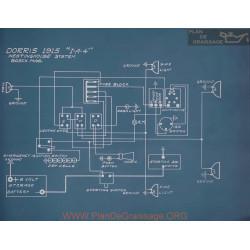 Dorris I A 4 Schema Electrique 1915