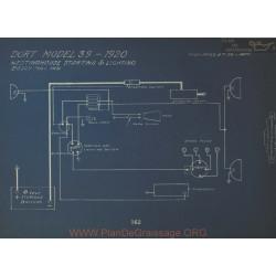 Dort 39 Schema Electrique 1920 Westinghouse