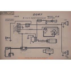 Dort 5a 6volt Schema Electrique 1916 Westinghouse V2